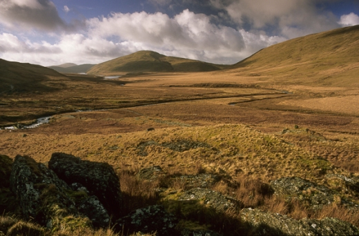 The Upper Rheidol Valley, Ceredigion