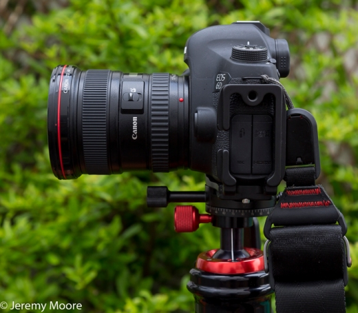 The UB35P - beautifully colour co-ordinated (if you're a Canon user)